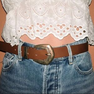 Cute Country Style Belt🦋